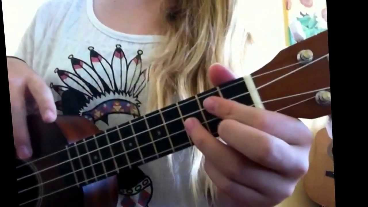 Campfire Song Song Ukulele Tutorial Easy Youtube
