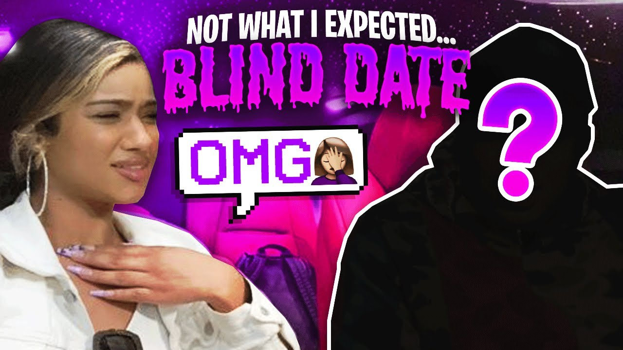 I LET DDG SET ME UP ON A BLIND DATE!! (I CANT BELIEVE THIS...)