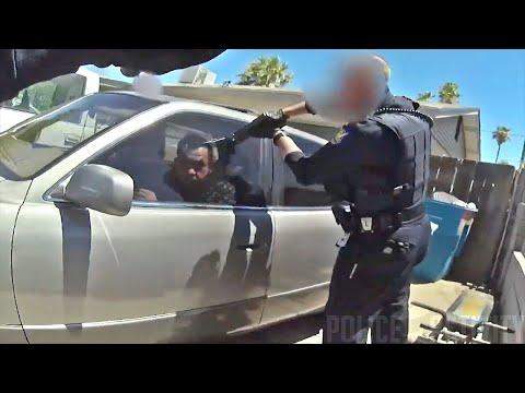 Bodycam Footage of Phoenix Police Officers Shooting James Garcia