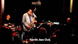 Ernie Watts Quartet @ Nardis Jazz Club, Dec. 4, 2012.