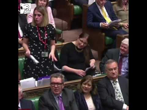 NotInMyNameTheresaMay Watch Theresa May's response when asked a question by Labours Laura Smith 😁
