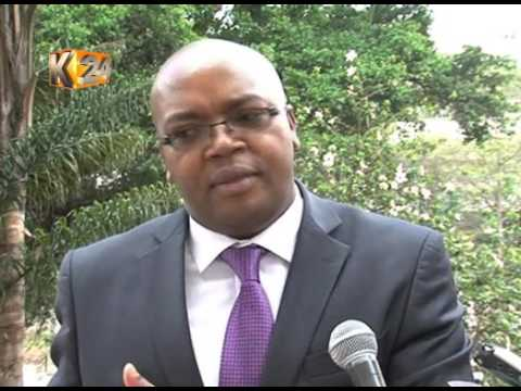 Health PS Dr. Muraguri says gov't, counties and doctors' union to resolve stalemate