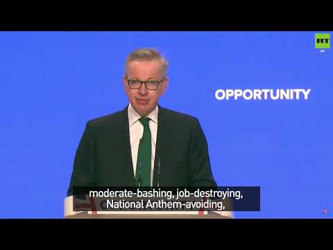 Michael Gove goes IN on Jeremy Corbyn