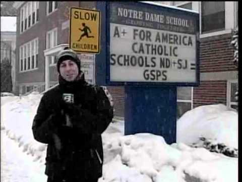 Saco School In Danger Of Closing