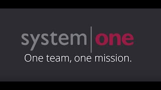 System One: Leadership Conference Opener