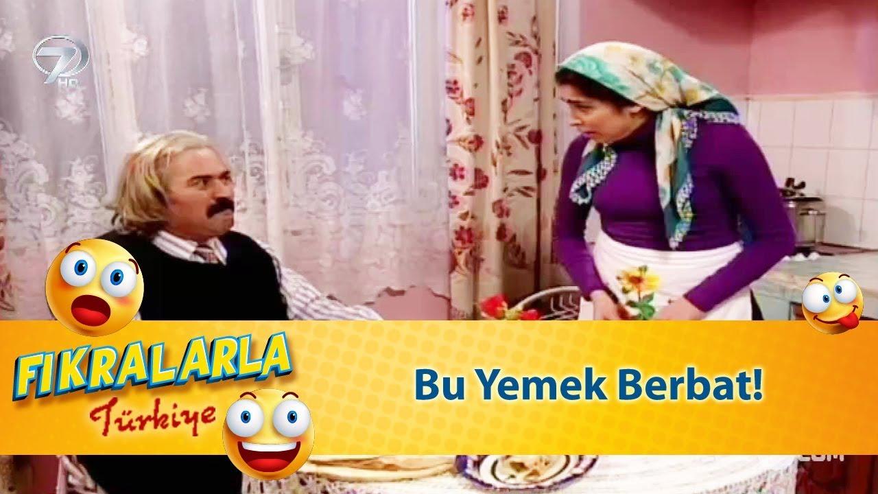 Yemek Yapmayı Öğrendim - Türk Fıkraları 396
