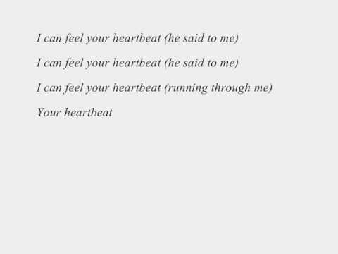 Enrique Iglesias Nicole Scherzinger Heartbeat.... with Lyrics