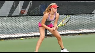 MG Eddie Herr Top Girls Tennis Players 2015 In 4k UHD