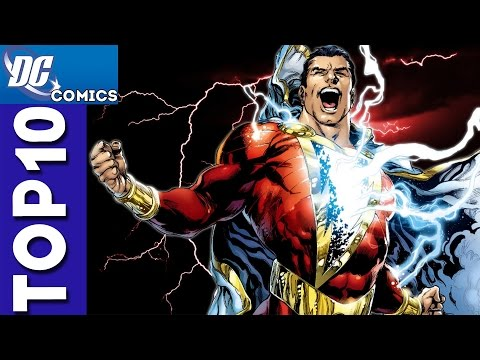 Top 10 Shazam Funny Moments From Justice League