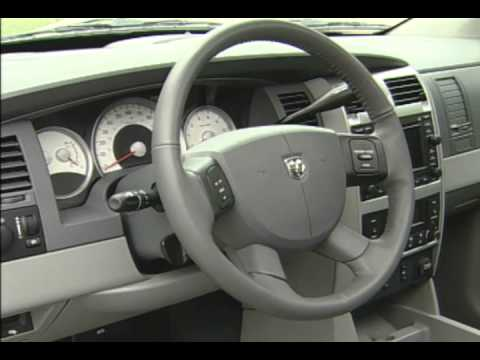 2009 Dodge Durango Overview