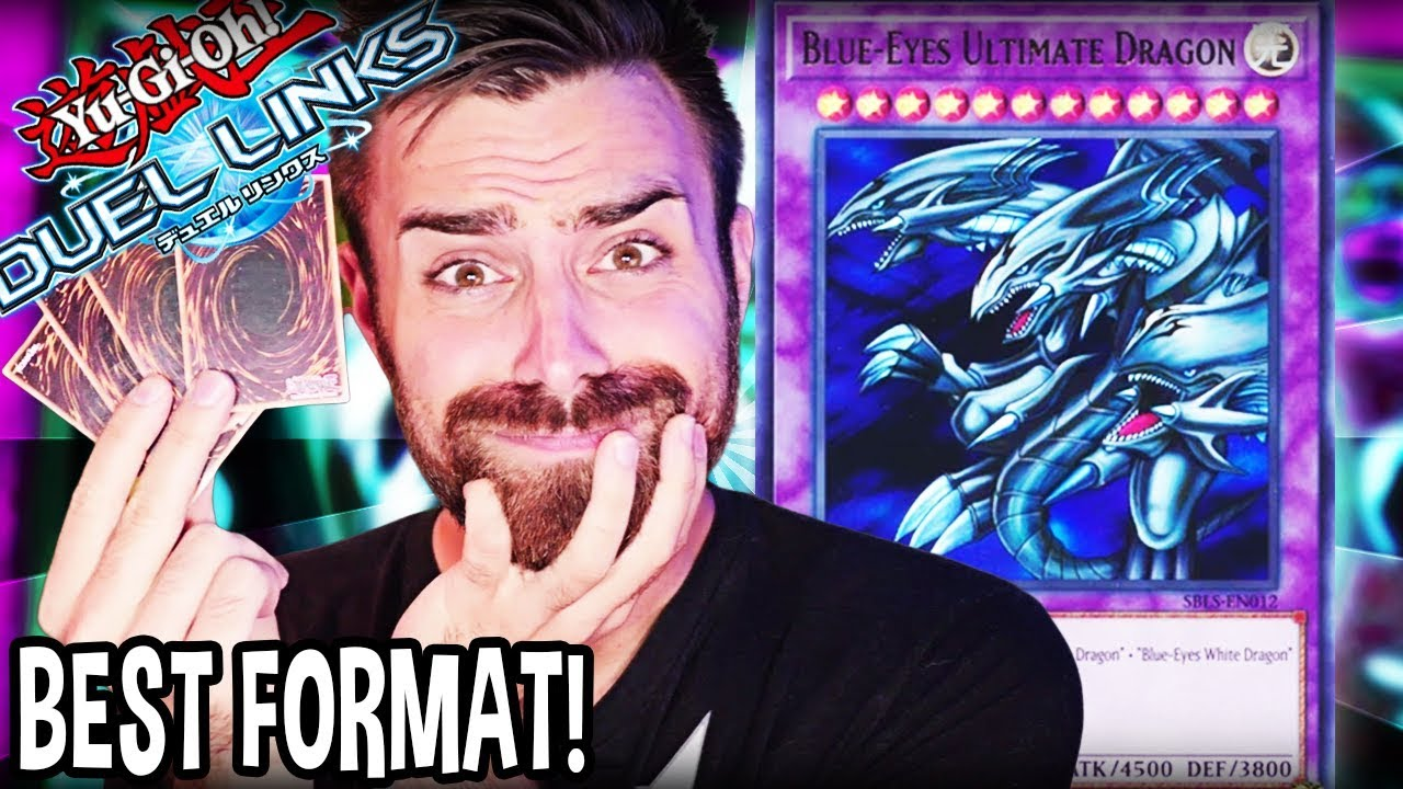 Officially Best Format - Blue-Eyes Ultimate SMACK! YuGiOh Duel Links w/  ShadyPenguinn