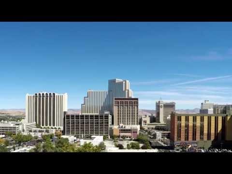 Reno Skyline Time-Lapse