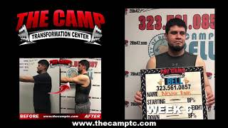Bell Weight Loss Fitness 6 Week Challenge Results - Nestor Rivas