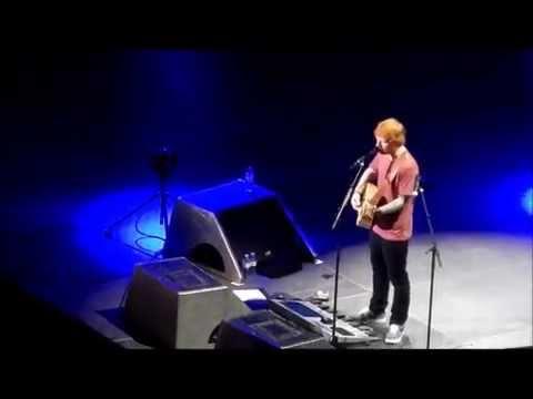 Ed Sheeran Concert Ottawa June 3rd 2015