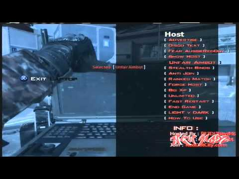 Mw2 Mod Menu Xbox 360 Kamikaze V3 Patch System Link