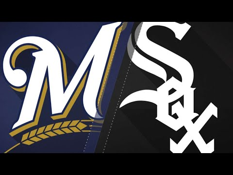Brewers drop Sunday contest to White Sox, 6-1
