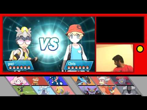 "GBA S8 Philadelphia Scizors vs Tampa Bay Luxrays ""This is not a game"""