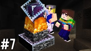 WAT IS DIT?! - Minecraft Roleplay Survival #7