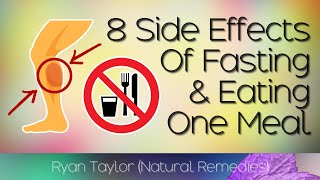 8 Side Effects of Intermittent Fasting (and How To Overcome Them)