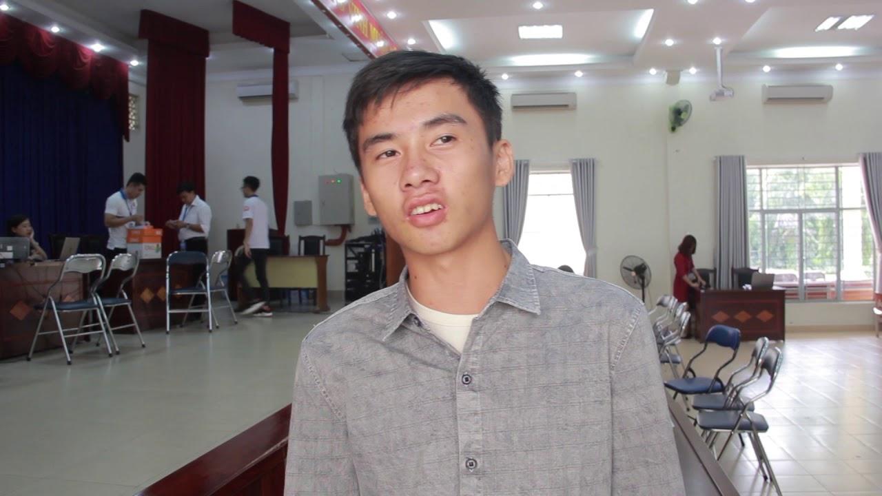 Ghi nhanh không khí đón Tân sinh viên K59 ngày 13.08 (ngày cuối cùng nhập học)