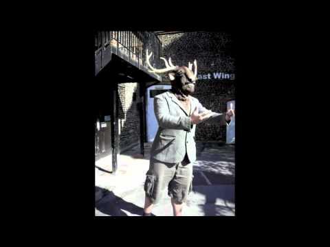 Karaoke Cernunos mask!