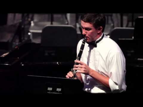 Gerald Finzi: Five Bagatelles for Clarinet and Piano, Op. 23 - I, II, and V.