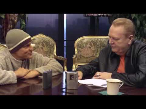 Larry Flynt & Woody Harrelson
