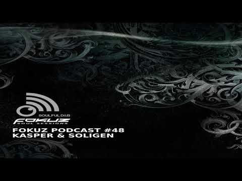 Liquid Drum & Bass Podcast 48 Soligen & Anthony Kasper [Fokuz Recordings]