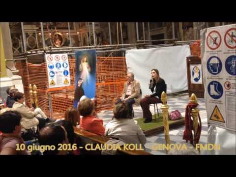 10 Giugno 2016 CLAUDIA KOLL - GENOVA