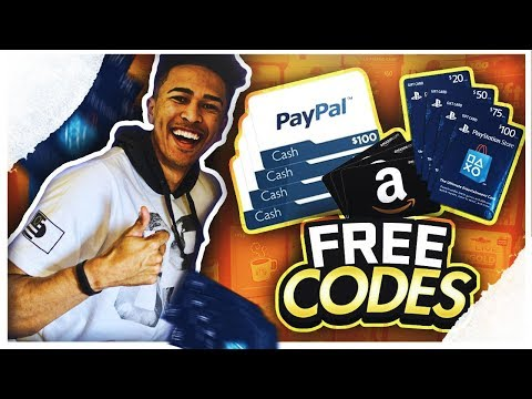 HOW TO GET FREE PSN & AMAZON CODES! 100% LEGIT! NBA Playgrounds Gameplay