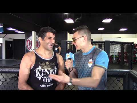 Beneil Dariush Felt He Was Going to Die During a UFC Fight