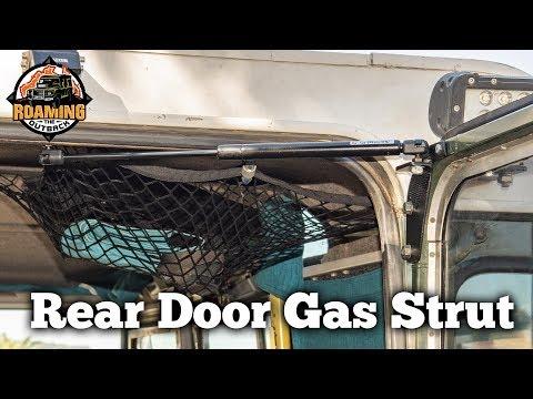 Defender Rear Door Table Installation Doovi