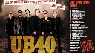 www.ub40.global Must See UB40 Video New Tour Dates Announced For 2014 Wow.