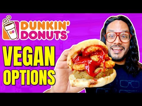 Dunkin Donuts Goes Vegan with Beyond Meat Sausage