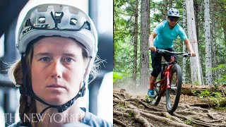 Mountain Bikers Examine Their Relationship with Crashing | The New Yorker Documentary