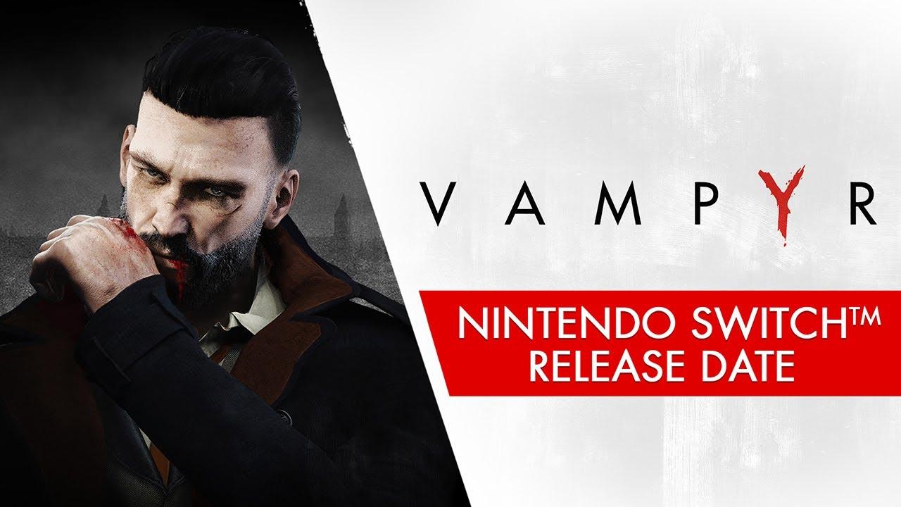Τολμάτε να δείτε το trailer του Vampyr;