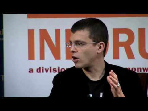 Max Levchin and Peter Thiel  Smart Venture Capital in 2011