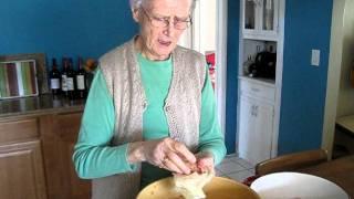 Grandma And Sarma