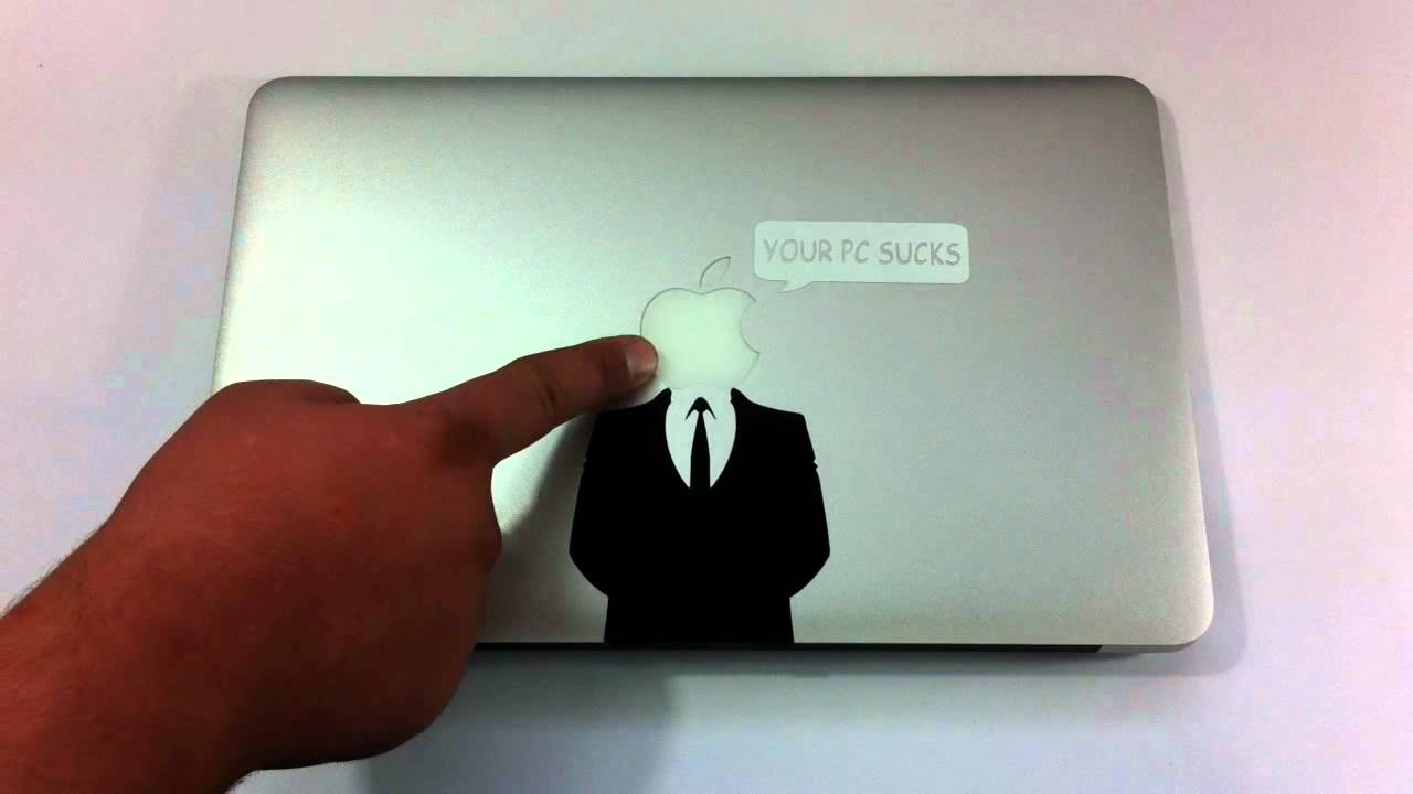 Stuckoff Awesome Macbook Decals Stickers Youtube