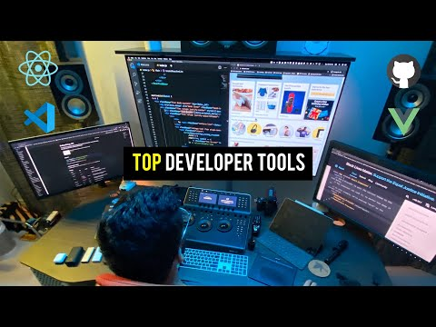 🔴 Top 7 Developer Tools In 2020 - Every Programmer Should Know