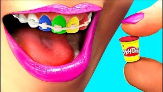 Play-Doh Prank War! Miniature Play-Doh Set!!! (CC Available) thumbnail