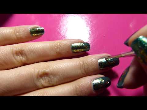 Nail art inspiration d'orient