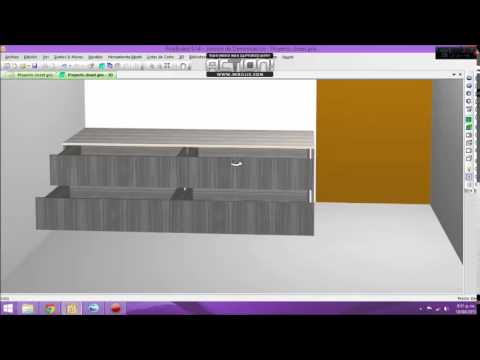 polyboard proyecto closet puertas corredizas youtube