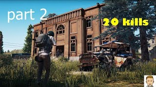 PUBG ! Again winner winner chicken dinner gameplay part 2