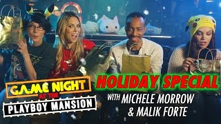 Super Mario 3D World Holiday Special with Michele Morrow and Malik Forte