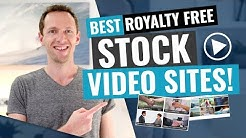 Best Stock Video Sites for Royalty Free Stock Footage