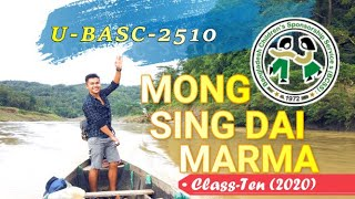 Mongsing di Marma | BCSS Sponsored Student | 2020