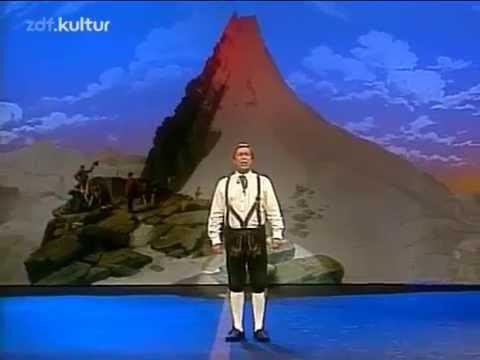 Franzl LangBergvagabunden sind wirMelodien für Millionen1987