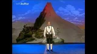 Franzl Lang   Bergvagabunden sind wir    Melodien für Millionen   1987