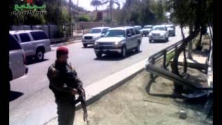 Repeat youtube video موكب رئيس الوزراء نوري كامل المالكي